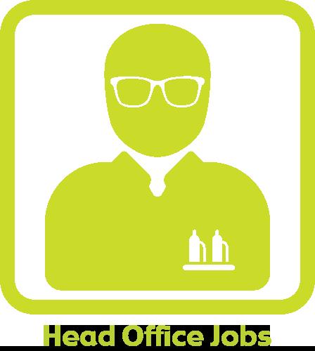 Head Office Jobs